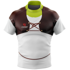 Ogre Rugby Tour Shirts