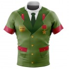 Military Rugby Tour Shirts