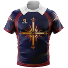 Musketeers Rugby Tour Shirts