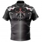 Odyssey Rugby Tour Shirts